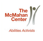 The McMahan Center Abilities Activists logo