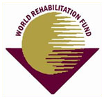 World Rehabilitation Fund logo